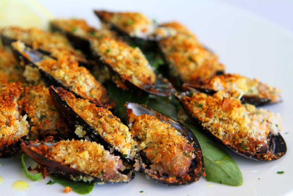 recette_moules_gratinées_provençale_ail_persil_gruyère