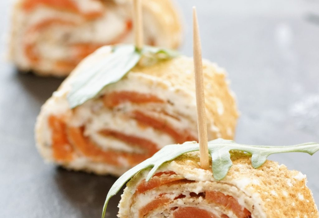 wraps-saumon-fumé